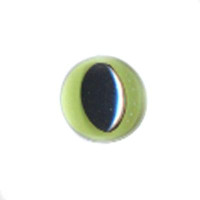 Ogen 9 mm groen - kat 5 paar