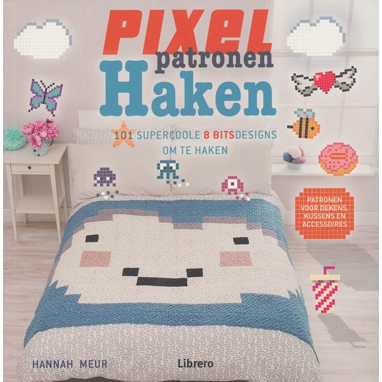 Pixel Patronen Haken Hobbydoosnl