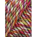 Lang Yarns Merino 50 color 799.0061 - rood mix (op=op0)