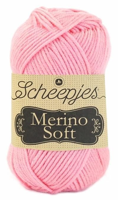 Scheepjes Merino soft 632 Degas - roze