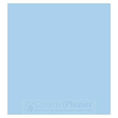 Knoop 11 mm baby blauw