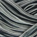 Lammy Yarns Rio multi 620 wit grijs zwart