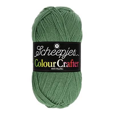 Scheepjes Colour Crafter 1824 Enschede - groen oud