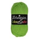 Scheepjes Colour Crafter 2016 Cherleroi - groen donker lime