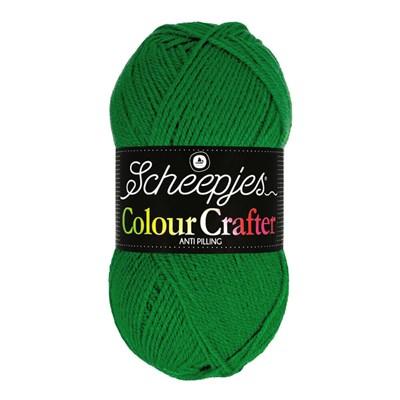Scheepjes Colour Crafter 2014 Malmedy - groen helder