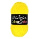 Scheepjes Colour Crafter 2008 Leuven - geel neon