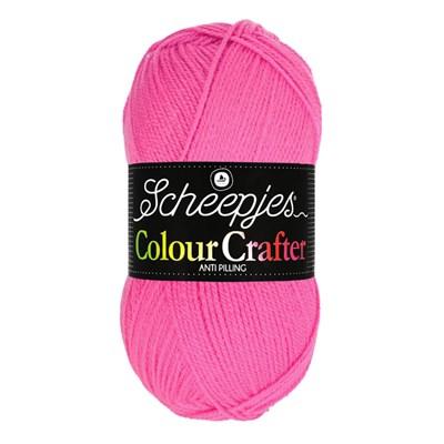 Scheepjes Colour Crafter 2006 Luik - roze helder