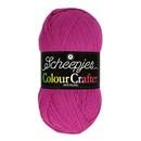 Scheepjes Colour Crafter 1827 Drachten - roze helder fuchsia