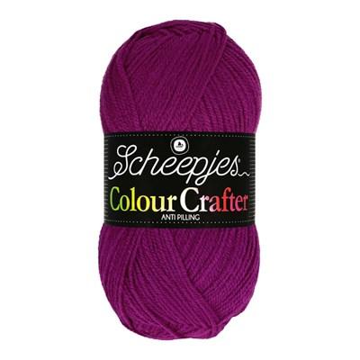 Scheepjes Colour Crafter 2009 Kortrijk - roze donker fuchsia