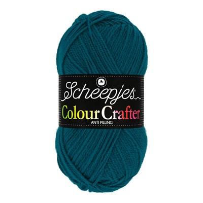 Scheepjes Colour Crafter 1829 Wilnis - blauw
