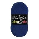 Scheepjes Colour Crafter 2005 Oostende - blauw donker jeans (levertermijn januari)