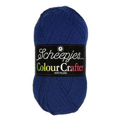 Scheepjes Colour Crafter 2005 Oostende - blauw donker jeans