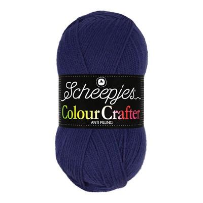 Scheepjes Colour Crafter 1825 Harlingen - paars blauw