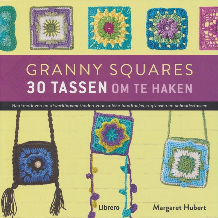 Granny Squares 30 Tassen Om Te Haken Hobbydoosnl