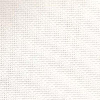 Aida 6 wit 150 cm breed kleur 0 per 10cm