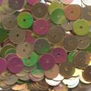 Pailletten 6 mm - 203 parel goud
