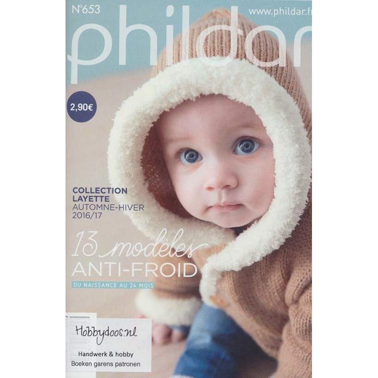 Babykleding Winter.Phildar Nr 653 13 Patronen Babykleding Hobbydoos Nl