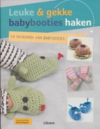 Leuke en gekke babybooties haken