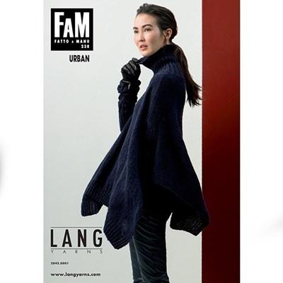 Lang Yarns magazine 238 Urban op=op