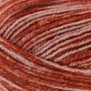 Scheepjes Velvet 852 Garland - oranje rood
