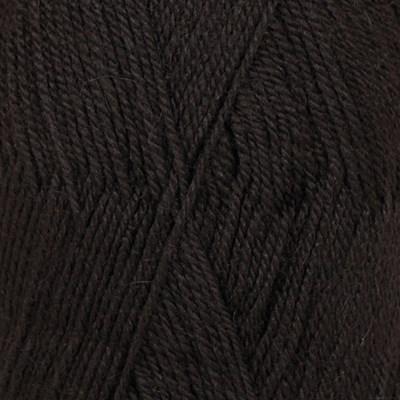 Drops Flora 06 zwart
