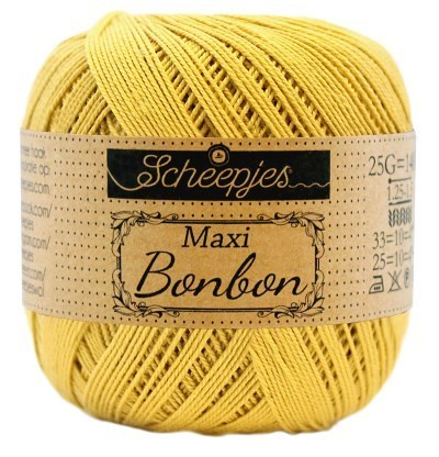 Scheepjes Maxi sweet treat - Bonbon 154 gold