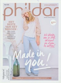 Phildar nr 135 collectie herfst-winter 2016-2017