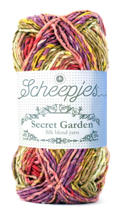 Scheepjes Secret Garden 705 Rambling Blooms