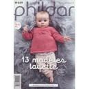 Phildar nr 659 - 13 babymodellen