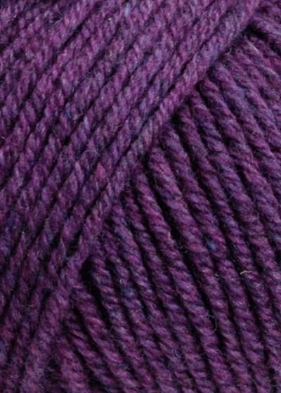 Lang Yarns Cashsoft 947.0066 paars gemeleerd
