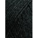 Lang Yarns Cashsoft 947.0070 donker grijs gemeleerd