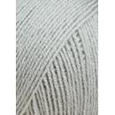 Lang Yarns Merino 400 lace 796.0023 zilver grijs (op=op)