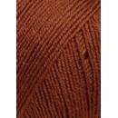Lang Yarns Merino 400 lace 796.0011 donker oranje