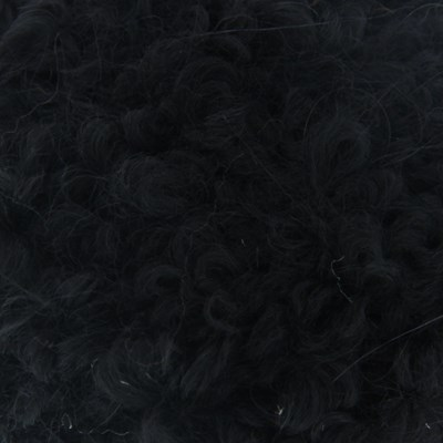Astrakan 001 zwart - Lammy Yarns