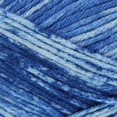 Lammy Yarns - Jeans 10 helder blauw