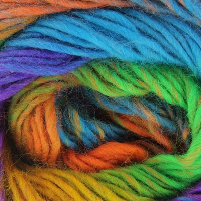 Lammy Yarns - Rainbow 901 fel op=op