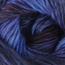 Lammy Yarns - Rainbow 908 blauw paars (op=op)