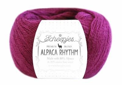 Scheepjes Alpaca Rhythm 667 Jitterbug op=op