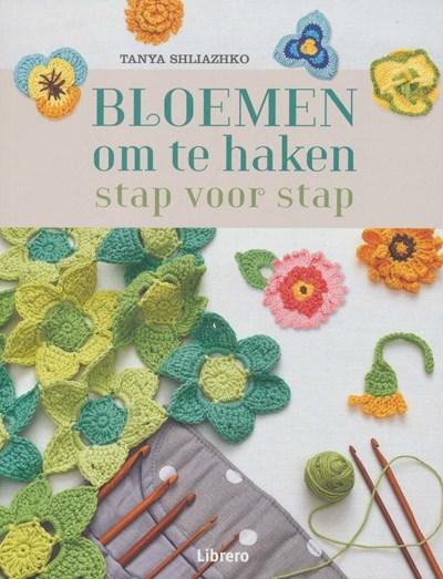 Bloemen om te haken - stap voor stap