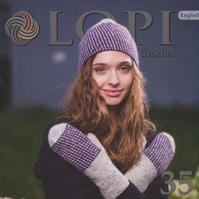Lopi 35 crochet - Engels