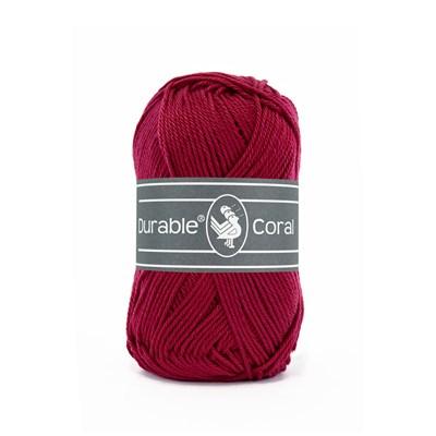 Durable Coral 0222 Bordeaux