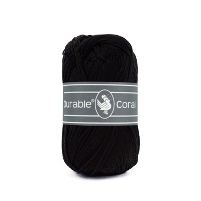 Durable Coral 0325 Black