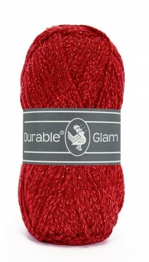 Durable Glam 0316 red