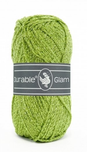 Durable Glam 0352 lime groen