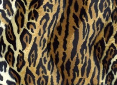 Velboa 01 dierenprint luipaard 50 cm