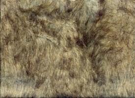 Bont 13 bruin melange (per 25 cm)