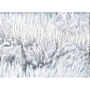 Bont 08 zilver grijs  (per 25 cm)