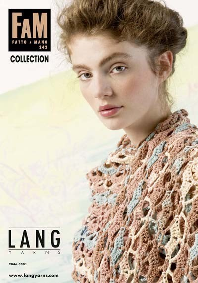 Lang Yarns magazine 242