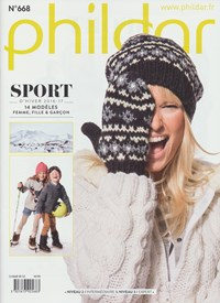 Phildar nr 668 sport