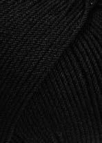 Lang Yarns Merino 130 compact 957.0004 zwart